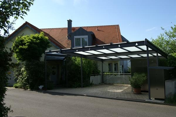 Geliebte Carports - Flammersberger GmbH &UB_33